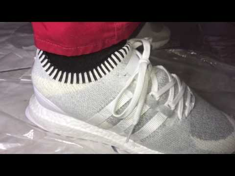"WRONG SIZE! StockX Unboxing  Adidas Eqt Support Ultra PK""KING PUSH ... 050f8f92c1f80"