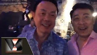 [Live Stream] Danh hài Chí Tài đến ủng hộ nhà hàng POP LOUNGE của Vân Sơn