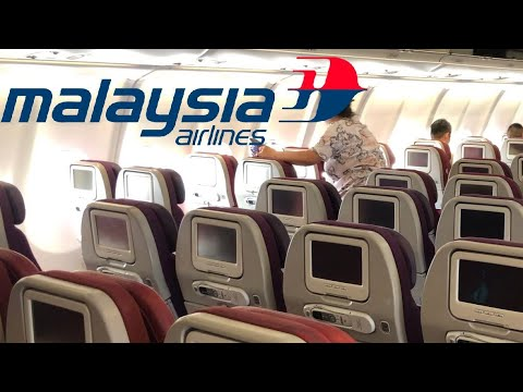 BUSINESS class vs. ECONOMY plus vs. ECONOMY class onboard Malaysia Airlines A330-300