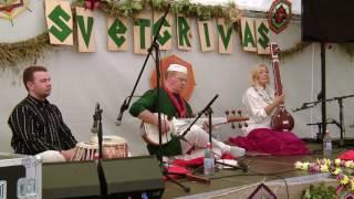 Концерт классической индийской музыки, Сергей Анцупов (Акаш) -08- Svētgrīvas 2016.06.22