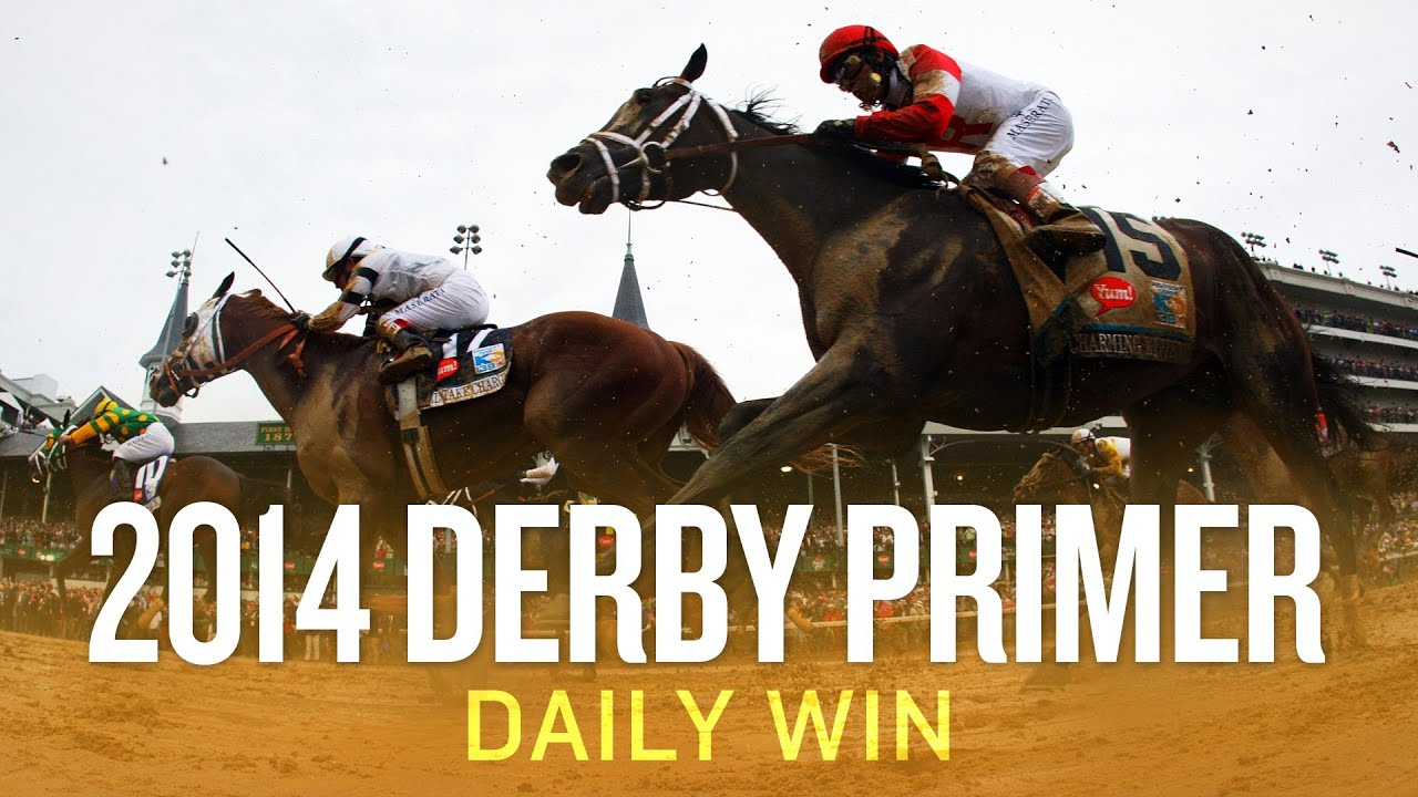 2014 Kentucky Derby preview, odds, and sleepers (Daily Win) thumbnail