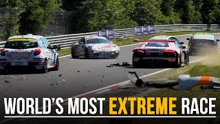 8 Reasons Why The Nurburgring 24h Is The Most Extreme Race In The World