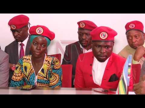 OKWEBUUZA KU BANTU: Bobi Wine ne poliisi tebannakkaanya