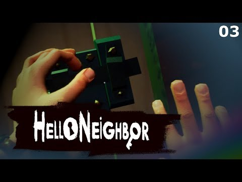 Hello Neighbor Gameplay Walkthrough - Act 3 - смотреть онлайн на Hah