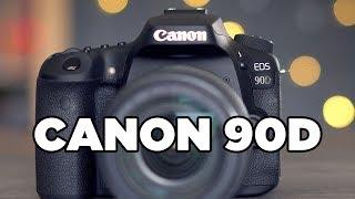 Canon EOS 90D VORSTELLUNG | deutsch