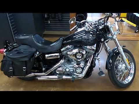 2008 Harley-Davidson Super Glide Custom