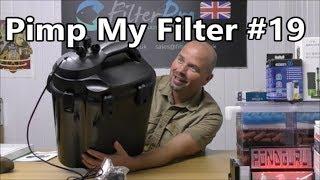 Pimp My Filter #19 - Aquael Unimax 700 Canister Filter