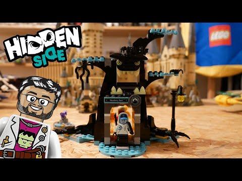 Vidéo LEGO Hidden Side 70427 : Le monde hanté d'Hidden Side