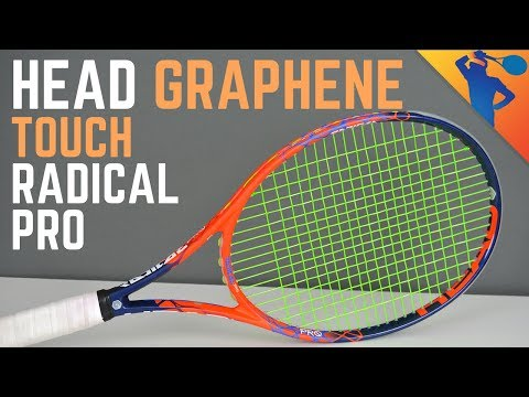 Head Graphene Touch Radical Pro Tennis Racket Review!