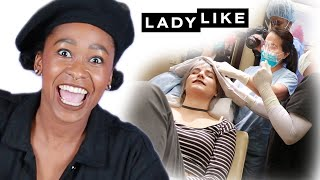 Devin Gets Her Cysts Removed By Doctor Pimple Popper • Ladylike
