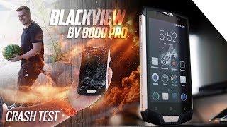 Обзор и краш-тест Blackview BV8000 Pro. 6 Гб RAM, 64 ROM, IP68. Хороший, но хрупкий.