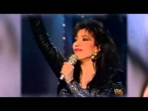 JENNIFER RUSH - Si Tú Eres Mi Hombre y Yo Tu mujer - TVE - 1989