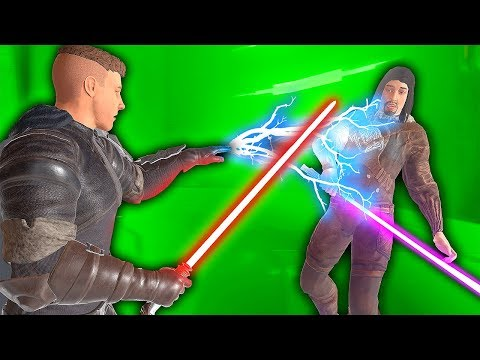 BECOMING A POWERFUL SITH LORD - Blades and Sorcery VR Mods (Star Wars)