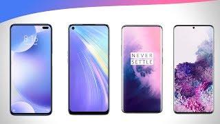 Top 4 SmartPhone Brands in India 2020!