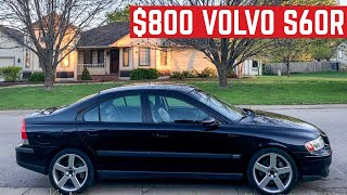 I OWNED This Volvo S60R For One Day And I SHOULDN'T Have Sold It