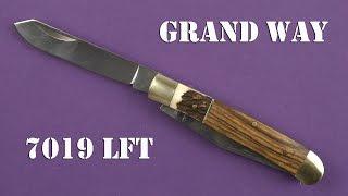 Grand Way 7019 LFT - відео 1