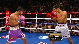 The best moments Jorge Linares vs Antonio DeMarco / Лучшие моменты Хорхе Линарес vs. Антонио Демарко