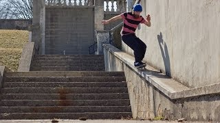 preview picture of video 'Spring Is Here - Skateboarding in Charlottesville, Virginia'