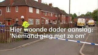 Hier woonde de dader van de aanslag: 'Niemand ging - RTL NIEUWS