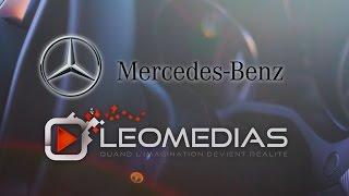 preview picture of video 'Soirée privée d'Inauguration de la concession Mercedes-Benz à Aurillac'