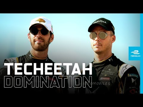 Never Give Up! How DS Techeetah Recovered To Dominate Formula E