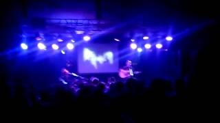 Antimatter-In Stone (live at Moscow/Plan B Club/19.04.2013)