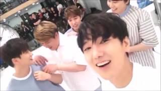 Yesung Eunhyuk (YeHyuk) Moment - SJ Returns Ep 11-20 - Most Popular