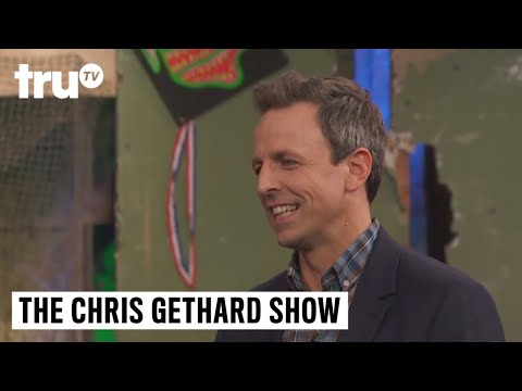 The Chris Gethard Show - Seth Meyers Circus Act Success | truTV