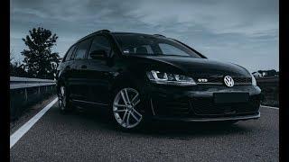 Забираем VW GOLF GTD для частного использования и считаем страховку.