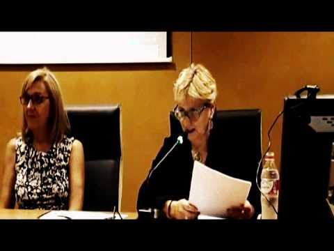 """Conferencia """"Historia y crítica de la teoría feminista"""", por Rosa Cobo"""