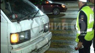 Избежавший одного ДТП хабаровский автолюбитель тут же попал в другое.MestoproTV