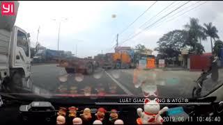 Tin tức mới nhất Hải Phòng: Container rẽ ẩu cán chết người đàn ông đi xe máy