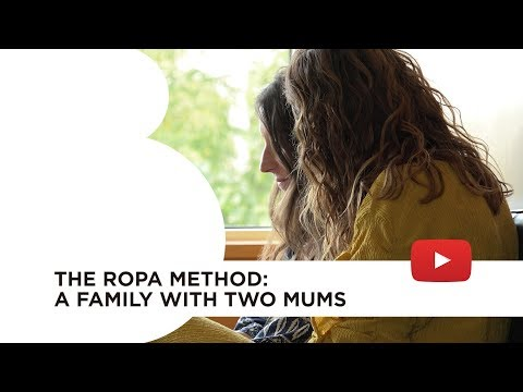 The ROPA method: a family with two mums