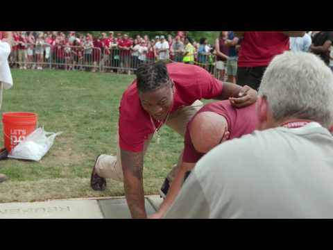 The University of Alabama: Sights and Sounds of A-Day (2017)