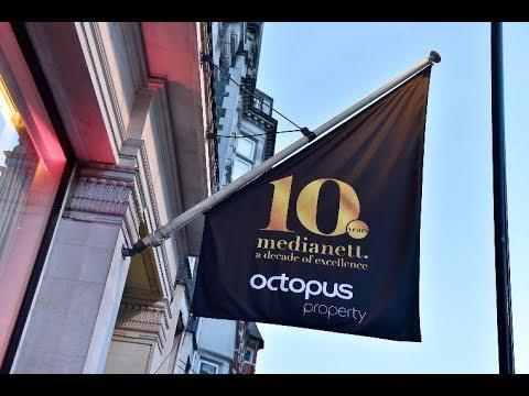 Medianett 10-year Party: captured on film