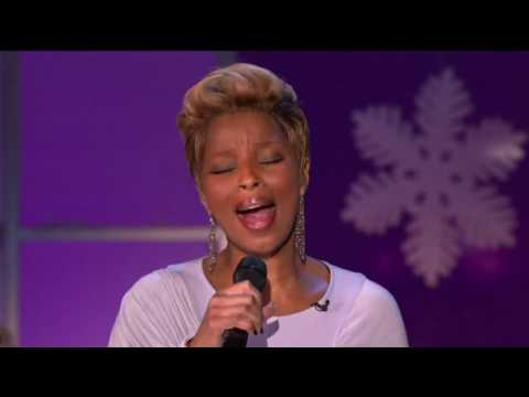 Holiday Music Treat from Mary J Blige and Andrea Bocelli