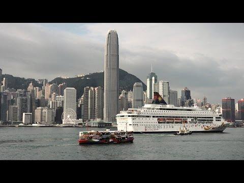 Hong Kong Skyline in 4K (Ultra HD)