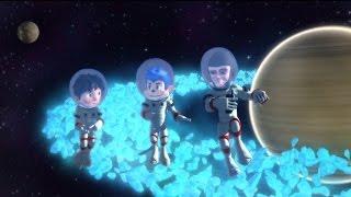 """دانجو بطعم المغامرة - الحلقة الأولى """" دانجو في الفضاء """""""