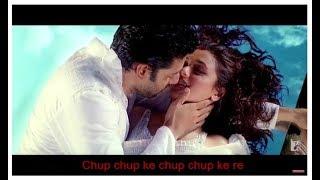 Chup Chup Ke Lyrics
