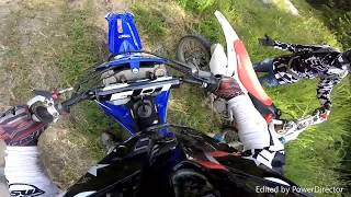 I Stole his dirt bike!!!(hes gonna kill me)