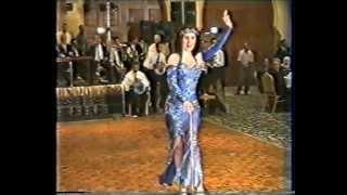 NOUR - Egyptian Bellydance Star - Cairo,Egypt,2000 Dabka Part.2 Wedding In
