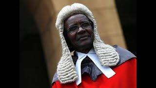 Chief Justice Maraga laments the problem with Lawyers in Court
