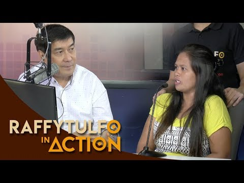 [Raffy Tulfo in Action]  BABY, NAGING COLLATERAL SA UTANG NA 16K NG ONLINE BUSINESSWOMAN SA KANYANG BABYSITTER!