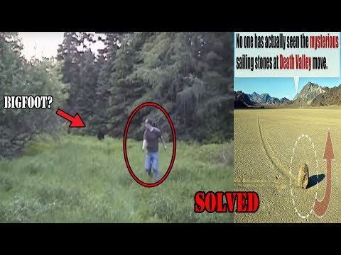 5 UNSETTLED Mysteries That Were Recently SOLVED…