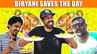 Biryani Saves The Day | Bekaar Films | Comedy Skit