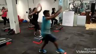 Power step workout
