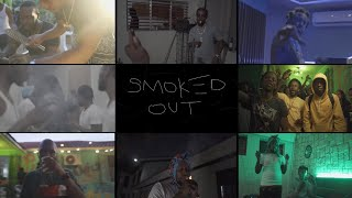 Popcaan - Smoked Out Freestyle (feat Bakersteez) [Official Video]