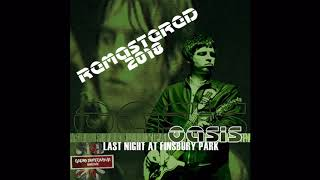 Oasis   Live At Finsbury Park 7 7 2002 (RSO REMASTERED 2018)