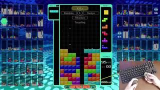 Tetris 99 Battle Royale Win Streaks - 85 Wins Day 2