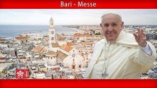 Pape François-Bari-Messe 2020-02-23